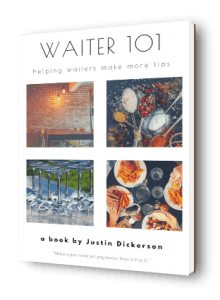 Get Waiter 101 on Amazon.
